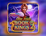 Jane Jones - Book of Kings 2 PowerPlay Jackpot